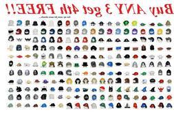 ☀️NEW Lego PICK YOUR HEAD GEAR HAT  Minifigure minifig f
