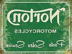 norton motorcycles parts service steel