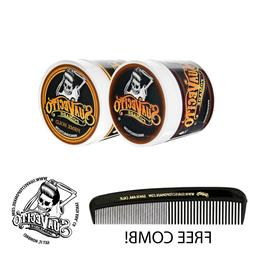 Suavecito Pomade Firme and Original Hold Double Deal 2 Pack