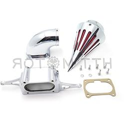 SMT MOTO- Motorcycle New Spike Air Cleaner Kits For 2002-201