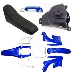 TC-Motor 7 Pieces High Strength Plastic Fender Fairing Body