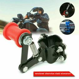 Universal Motorcycle Chain Tensioner Adjuster Roller Bike Ch
