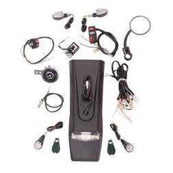 Universal Motorcycle Enduro Lighting/Street Legal Kit WITH B