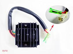 voltage regulator rectifier for lifan lf125 lf150