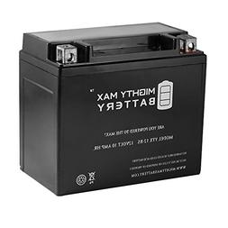 Mighty Max Battery YTX12-BS Motorcycle ATV Battery for Dune