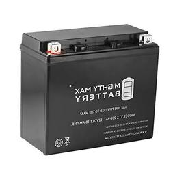 Mighty Max Battery YTX20L-BS Replaces Yamaha RoadStar Ventur